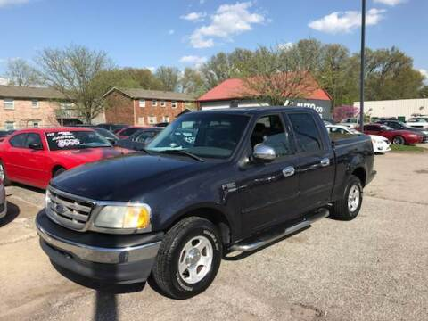 2001 Ford F-150 for sale at 4th Street Auto in Louisville KY