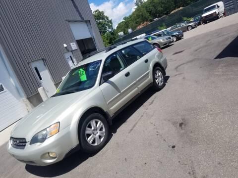 2005 Subaru Outback for sale at Car-Nation Enterprises Inc in Ashland MA