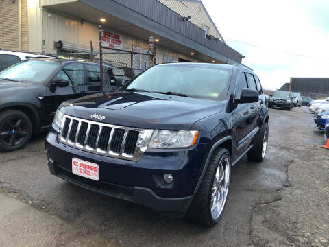 2012 Jeep Grand Cherokee for sale at Six Brothers Auto Sales in Youngstown OH