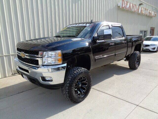 2012 Chevrolet Silverado 2500HD for sale at De Anda Auto Sales in Storm Lake IA