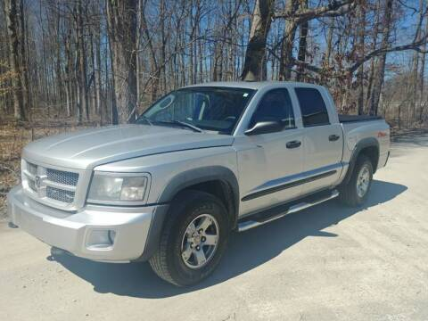 2008 Dodge Dakota for sale at Doyle's Auto Sales and Service in North Vernon IN
