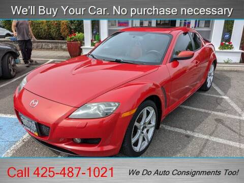 2006 Mazda RX-8 for sale at Platinum Autos in Woodinville WA