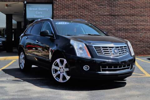 2013 Cadillac SRX for sale at Hobart Auto Sales in Hobart IN