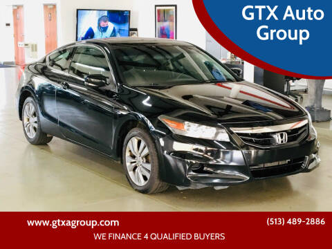 2011 Honda Accord for sale at GTX Auto Group in West Chester OH
