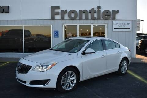 2017 Buick Regal for sale at Frontier Motors Automotive, Inc. in Winner SD