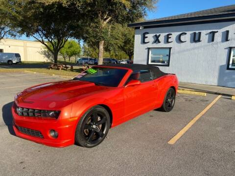 2012 Chevrolet Camaro for sale at Executive Automotive Service of Ocala in Ocala FL