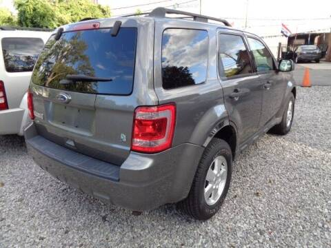 2012 Ford Escape for sale at MR DS AUTOMOBILES INC in Staten Island NY