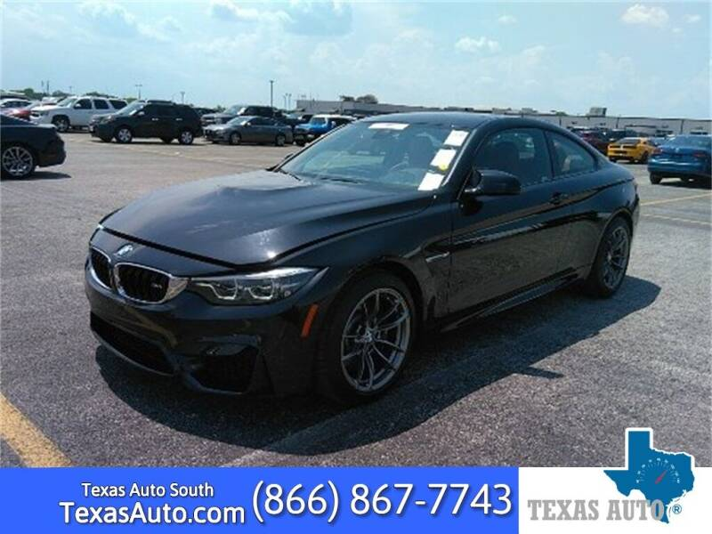 2018 BMW M4 for sale in Houston, TX