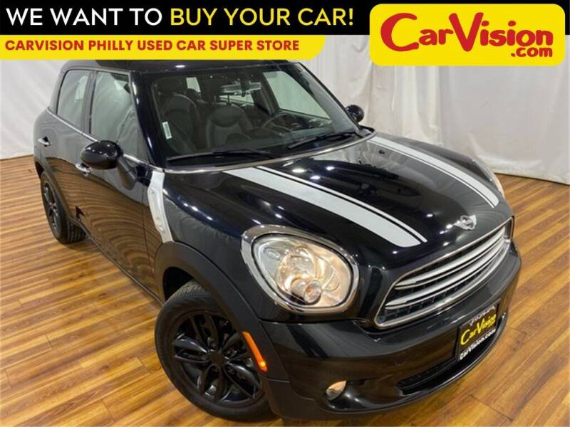 2016 MINI Countryman for sale at Car Vision Mitsubishi Norristown - Car Vision Philly Used Car SuperStore in Philadelphia PA