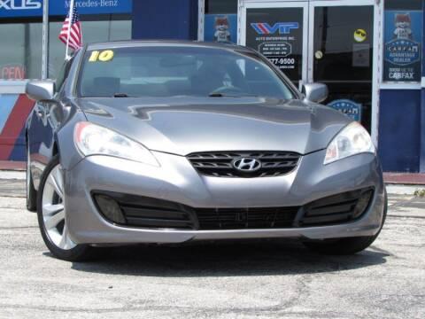 2010 Hyundai Genesis Coupe for sale at VIP AUTO ENTERPRISE INC. in Orlando FL