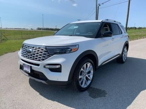 2021 Ford Explorer for sale at Tim Short Chrysler in Morehead KY