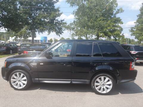 2013 Land Rover Range Rover Sport for sale at Econo Auto Sales Inc in Raleigh NC