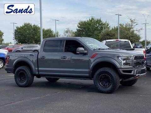 2018 Ford F-150 for sale at Sands Chevrolet in Surprise AZ