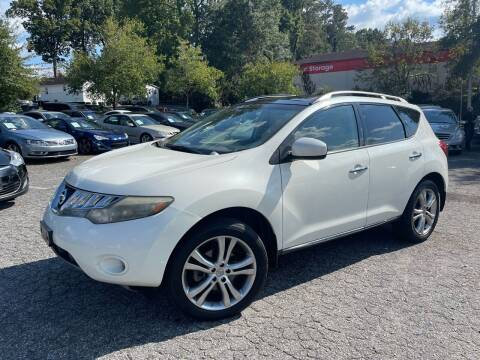 2009 Nissan Murano for sale at Car Online in Roswell GA