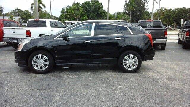 2016 Cadillac SRX for sale at Denny's Auto Sales in Fort Myers FL