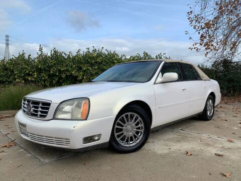 2005 Cadillac DeVille for sale at Auto Hub, Inc. in Anaheim CA