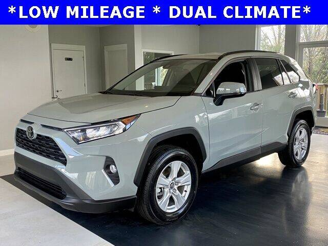 2021 Toyota RAV4 for sale at Ron's Automotive in Manchester MD