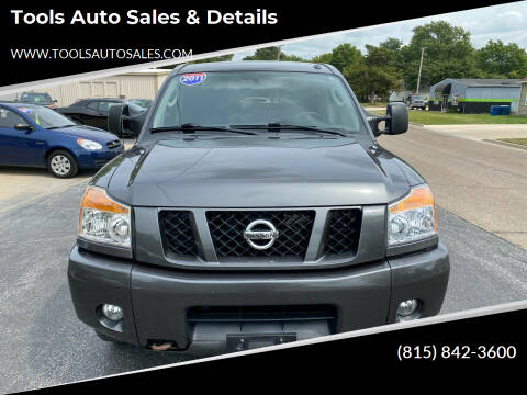 2011 Nissan Titan for sale at Tools Auto Sales & Details in Pontiac IL