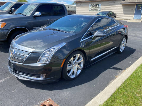 2014 Cadillac ELR for sale at MARK CRIST MOTORSPORTS in Angola IN