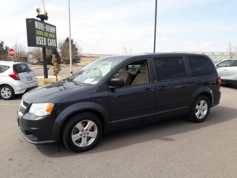 2013 Dodge Grand Caravan for sale at More-Skinny Used Cars in Pueblo CO