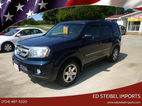 2011 Honda Pilot for sale at Ed Steibel Imports in Shelby NC