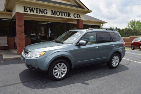 2011 Subaru Forester for sale at Ewing Motor Company in Buford GA