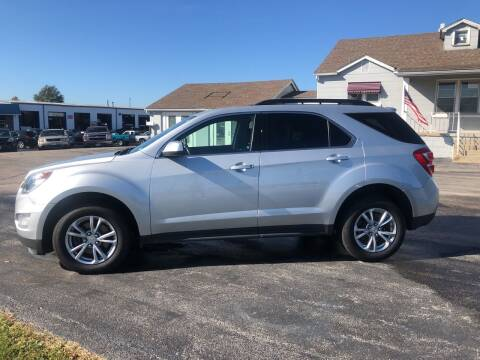 2016 Chevrolet Equinox for sale at Village Motors in Sullivan MO