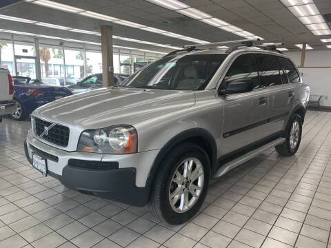 2003 Volvo XC90 for sale at PRICE TIME AUTO SALES in Sacramento CA