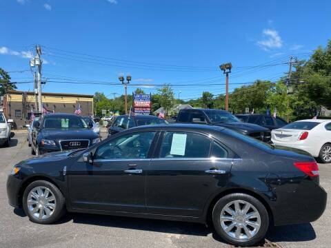 2010 Lincoln MKZ for sale at Primary Motors Inc in Commack NY