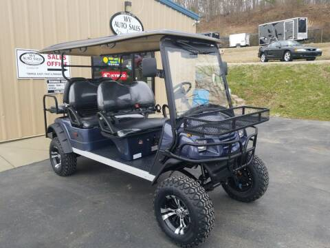 2019 Bintelli PR6 Street legal golf cart for sale at W V Auto & Powersports Sales in Cross Lanes WV
