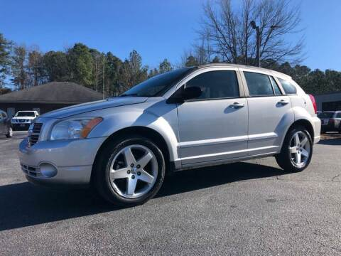 2009 Dodge Caliber for sale at GTO United Auto Sales LLC in Lawrenceville GA