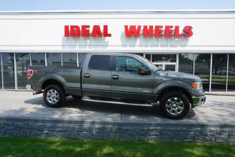 2013 Ford F-150 for sale at Ideal Wheels in Sioux City IA
