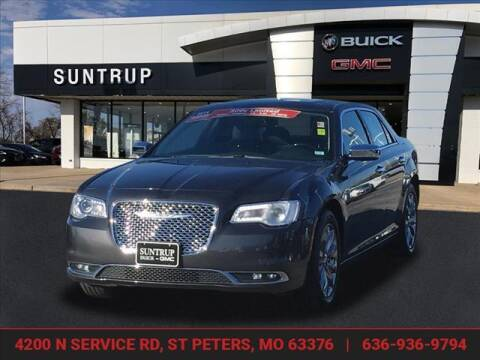 2019 Chrysler 300 for sale at SUNTRUP BUICK GMC in Saint Peters MO