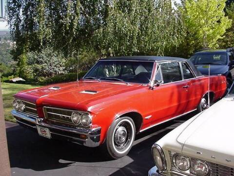 1964 Pontiac GTO for sale at Haggle Me Classics in Hobart IN
