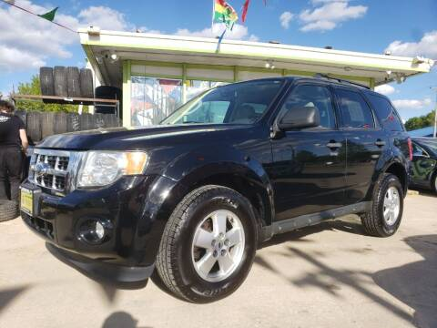 2009 Ford Escape for sale at Super Trooper Motors in Madison WI