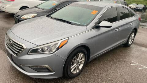 2015 Hyundai Sonata for sale at Wildcat Used Cars in Somerset KY