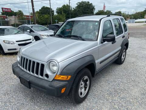 2007 Jeep Liberty for sale at Velocity Autos in Winter Park FL