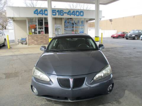 2008 Pontiac Grand Prix for sale at Elite Auto Sales in Willowick OH