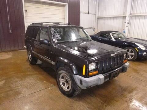 2001 Jeep Cherokee for sale at East Coast Auto Source Inc. in Bedford VA