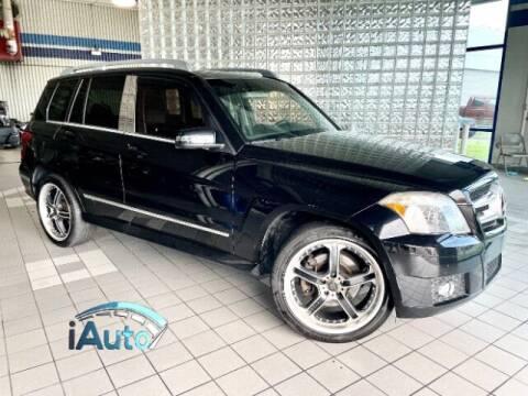 2010 Mercedes-Benz GLK for sale at iAuto in Cincinnati OH