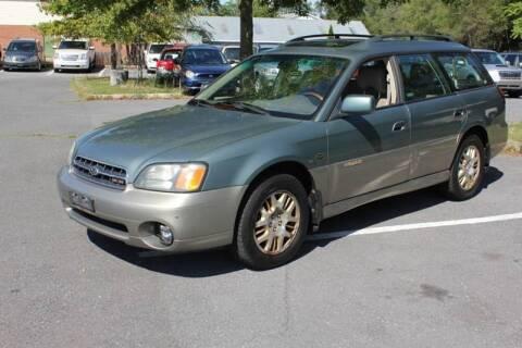 2001 Subaru Outback for sale at Auto Bahn Motors in Winchester VA