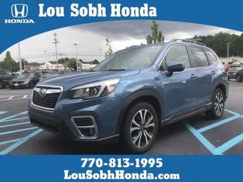 2020 Subaru Forester for sale at Lou Sobh Honda in Cumming GA