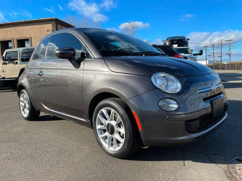 2017 FIAT 500 for sale at Vantage Auto Wholesale in Lodi NJ