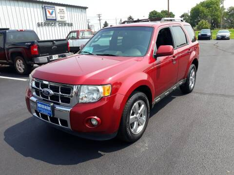 2012 Ford Escape for sale at Dakota Cars and Credit LLC in Sioux Falls SD