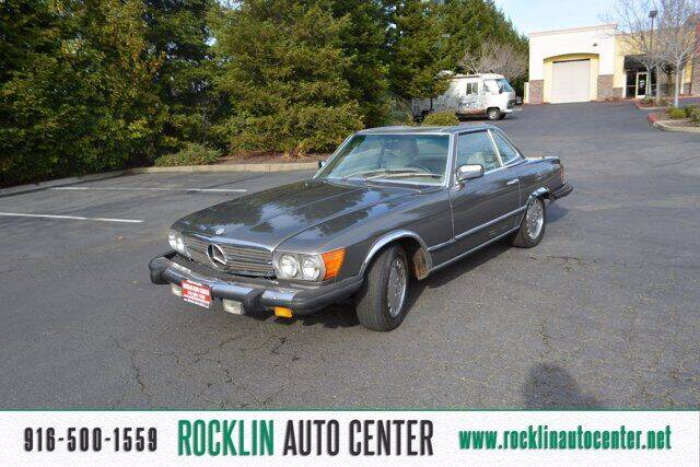 1978 Mercedes-Benz 450-Class for sale at Rocklin Auto Center in Rocklin CA