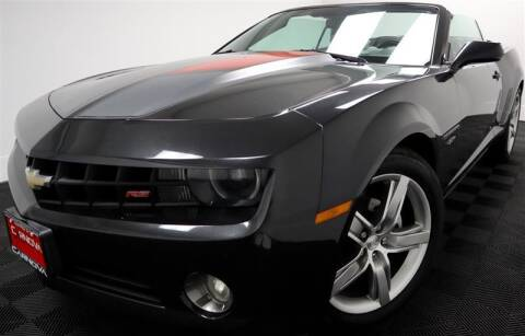 2012 Chevrolet Camaro for sale at CarNova in Stafford VA