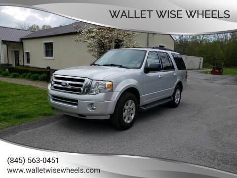 2010 Ford Expedition for sale at Wallet Wise Wheels in Montgomery NY