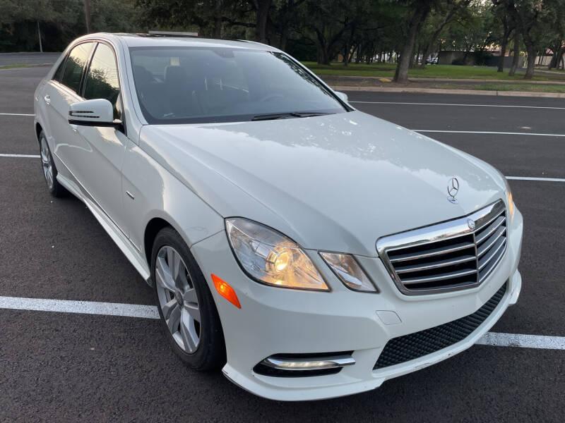 2012 Mercedes-Benz E-Class for sale at PRESTIGE AUTOPLEX LLC in Austin TX