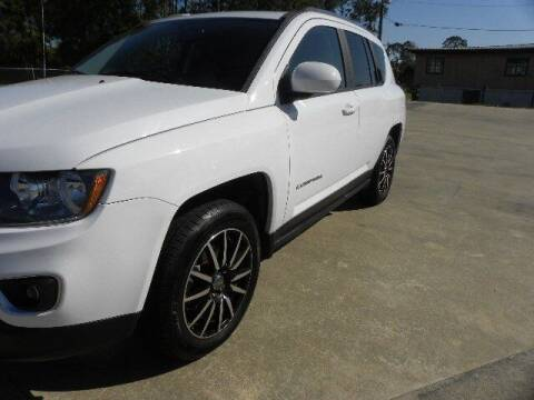 2015 Jeep Compass for sale at VANN'S AUTO MART in Jesup GA