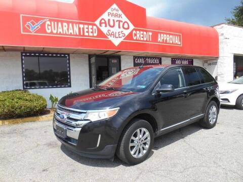 2011 Ford Edge for sale at Oak Park Auto Sales in Oak Park MI